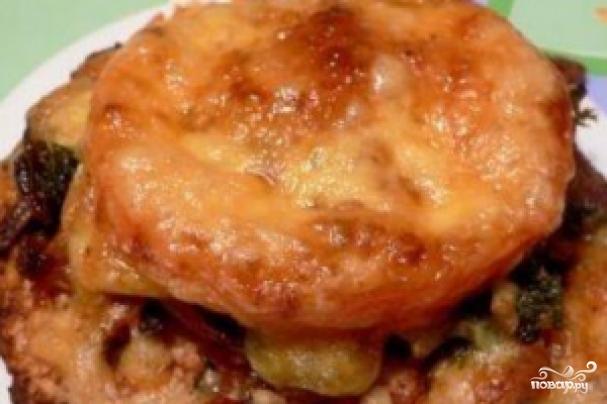 Отбивные из говядины рецепт в духовке