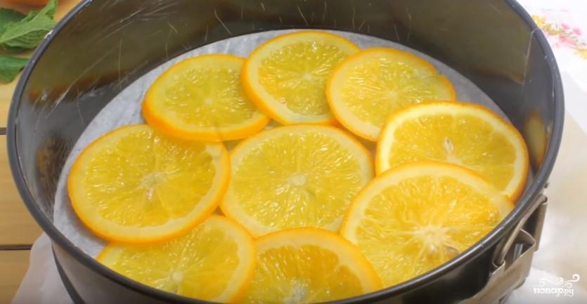 Быстрый пирог с апельсинами - фото шаг 5