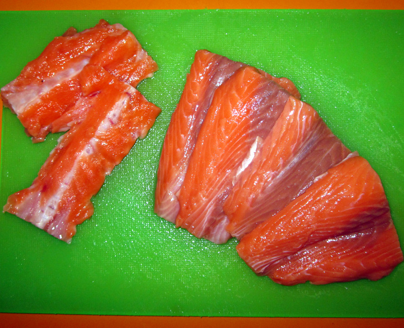 Рыба на гриле в микроволновке - фото шаг 3