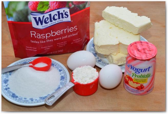 Рецепт Творожник с ягодами