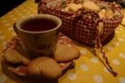 Постное печенье Mинутка
