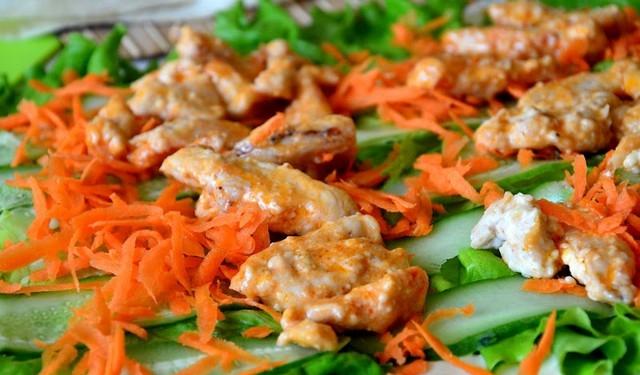 Шаурма с морковью - фото шаг 5
