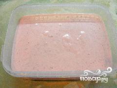 Земляничное мороженое - фото шаг 5