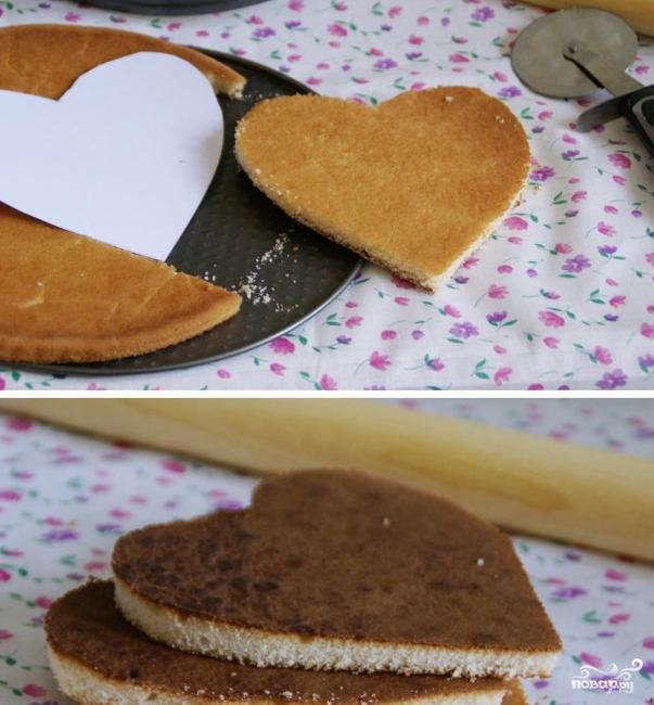 Ананасовый торт - фото шаг 2