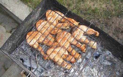 Шашлык из рыбы сазан - фото шаг 4