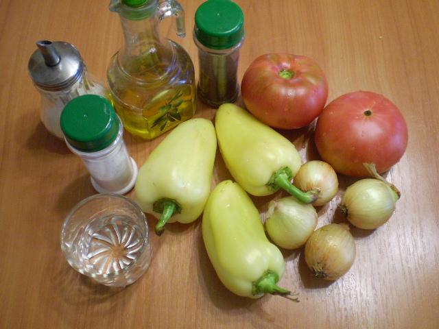 Рецепт Закатка лечо