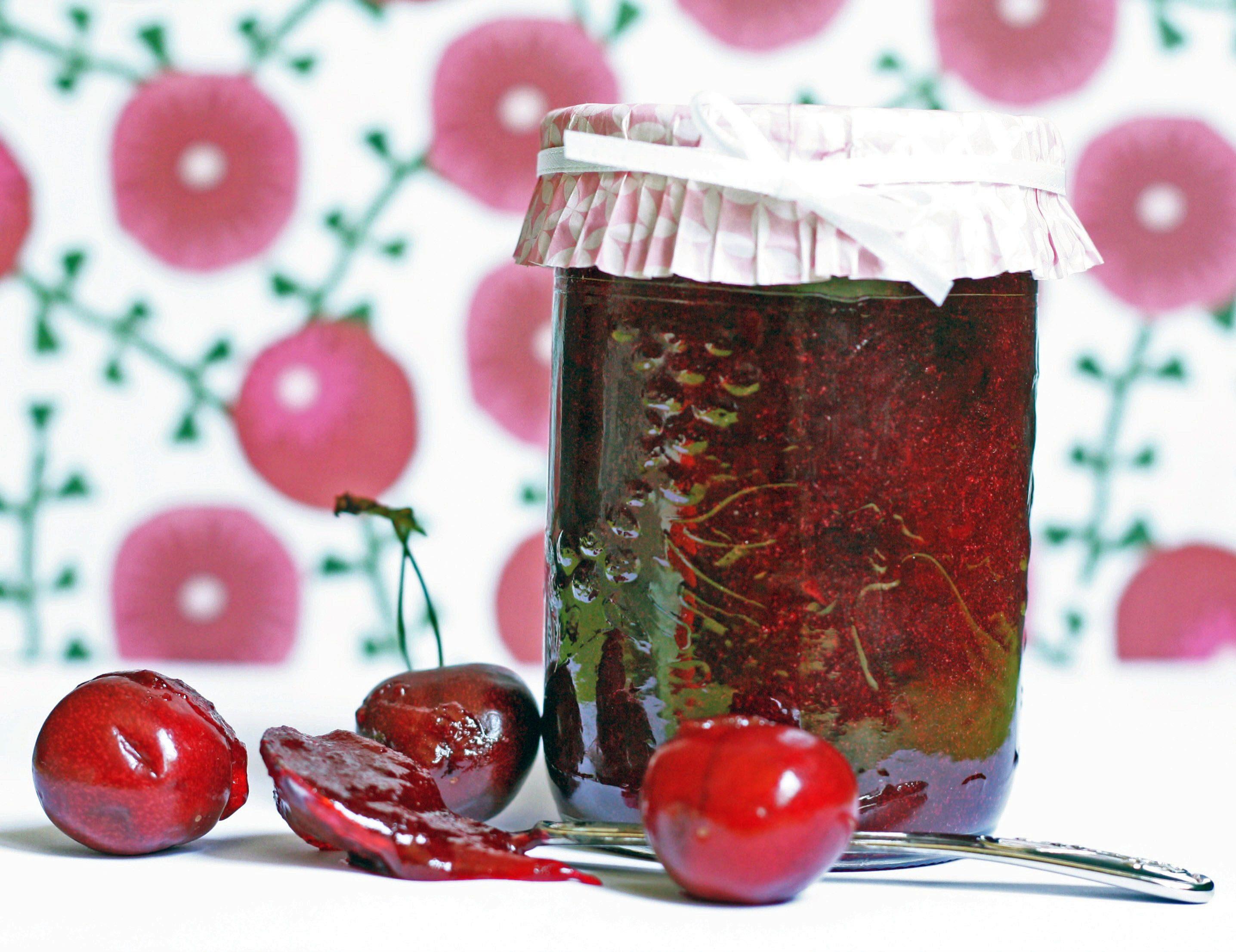 Как сделать желе из вишневого варенья