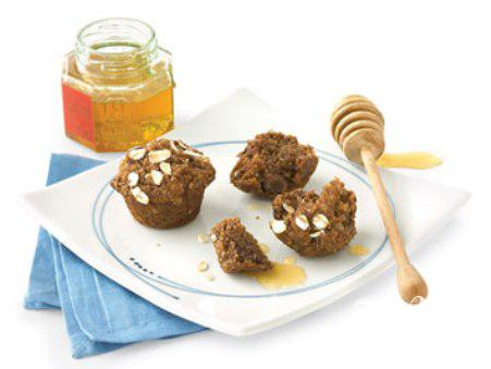Рецепт Маффины с яблочным соусом