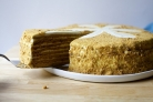 Медовый торт Назад в СССР