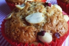 Грушевое пирожное