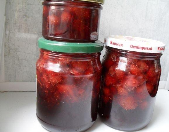 Варенье из клубники на зиму - фото шаг 5