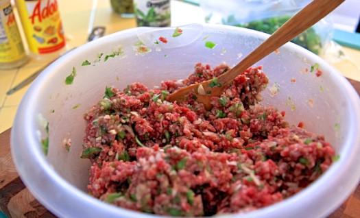 Лазанья с мясным фаршем - фото шаг 2