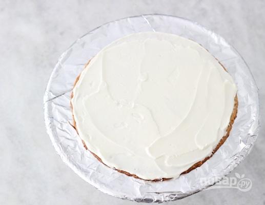 коржи для торта тонкие рецепт с фото