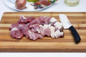 Бифштекс свиной - фото шаг 2