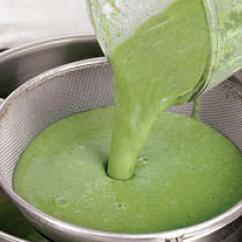 Суп из щавеля с сыром - фото шаг 2