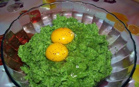 Семга с брокколи в духовке - фото шаг 6