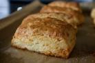 Печенье с сыром Чеддер