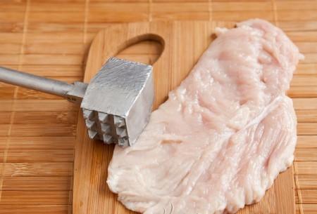 Рецепт Рулет из курицы с черносливом