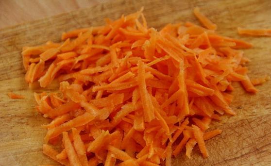 Кабачки с морковкой на зиму - фото шаг 3