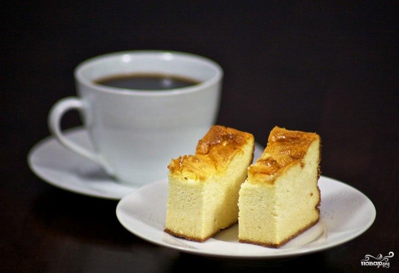 Западно-украинский сырный торт