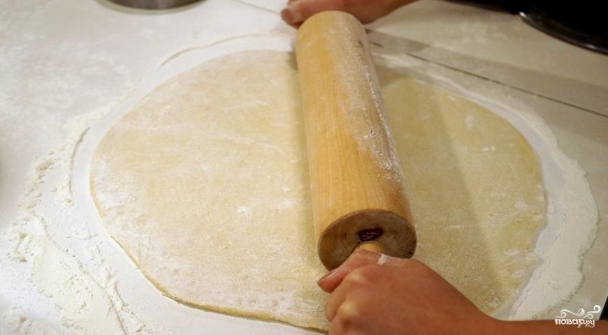 Легкая пицца - фото шаг 4