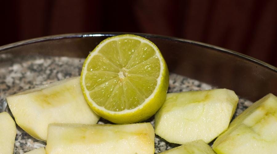 Рецепт Суфле из яблок с желатином