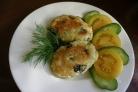 Вегетарианские рыбные котлеты