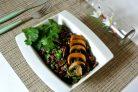 Салат из фасоли Домашний