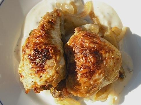 Фаршированные голени курицы - фото шаг 8