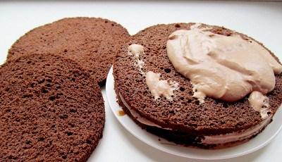 "Торт ""Негритенок"" - фото шаг 11"