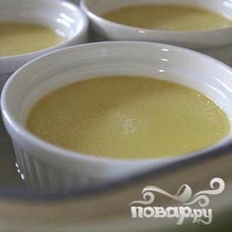 Крем-брюле с лавандой и медом - фото шаг 6