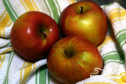 Яблочные маффины - фото шаг 1