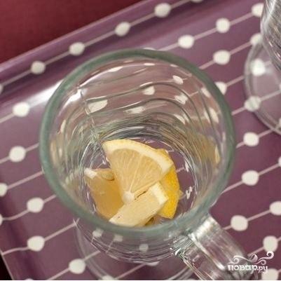 имбирь лимон зеленый чай для похудения