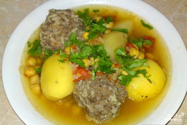 Домляма по-узбекски рецепт с фотографиями
