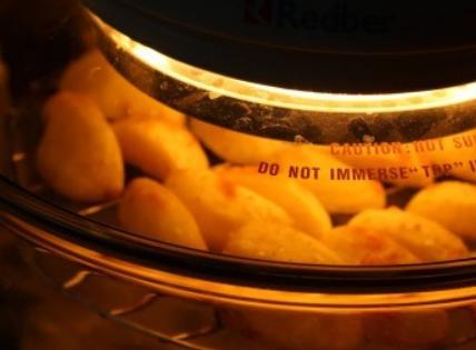 Картофель по-деревенски в аэрогриле - фото шаг 3