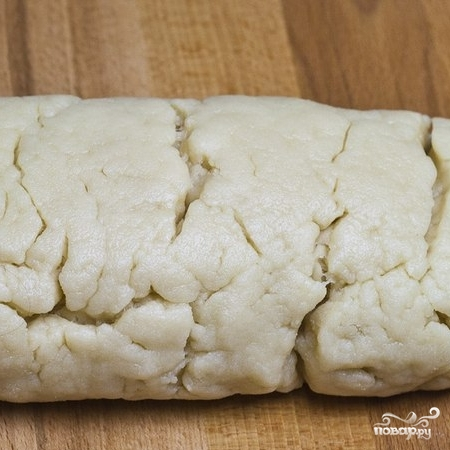 Рецепт Итальянское печенье с инжиром