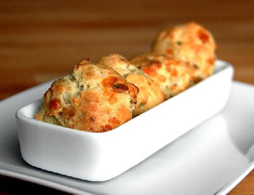 Булочки с беконом и сыром  - фото шаг 6