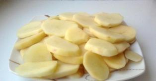 Рецепт Запеканка из баклажанов и картофеля