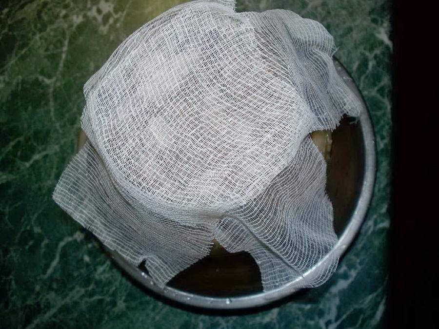 Квас из закваски - фото шаг 2