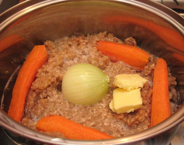 Суп-пюре с грибами   - фото шаг 2