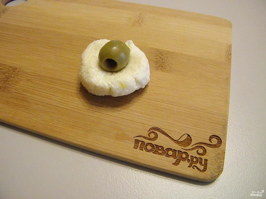 Плавленый сыр с чесноком - фото шаг 3