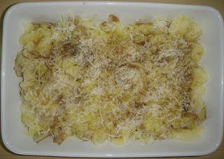 Картофельный гратен с сыром - фото шаг 3