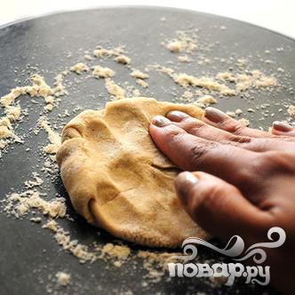 Индийский хлеб - фото шаг 9