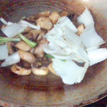 Спаржа с тофу в устричном соусе - фото шаг 5