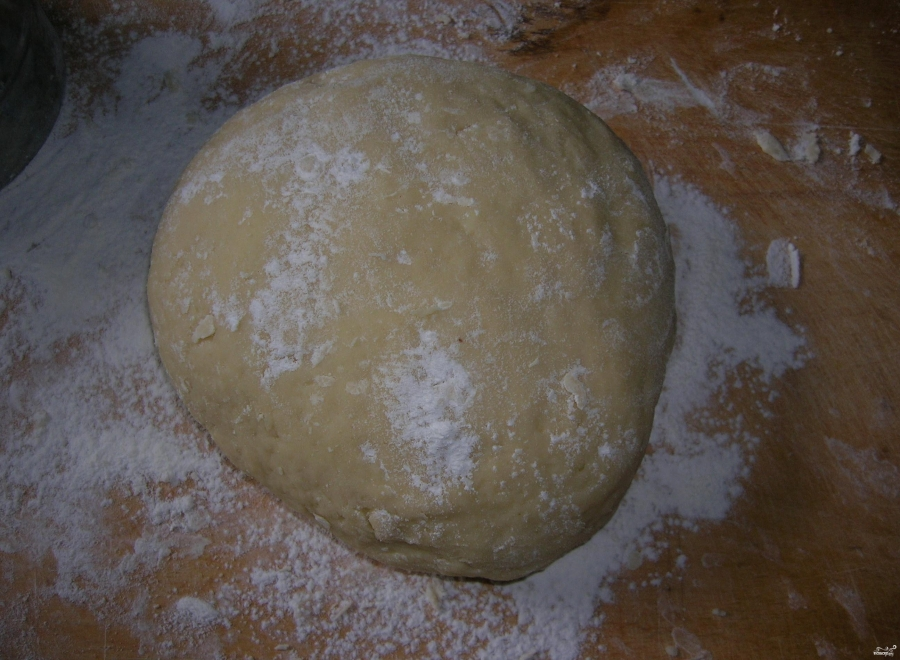 Песочный пирог с апельсинами - фото шаг 3
