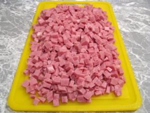 Лазанья с сыром и ветчиной - фото шаг 5