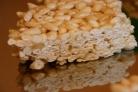 Воздушный рис в карамели