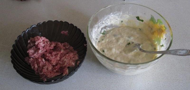 Беляши с мясом для лентяев - фото шаг 3