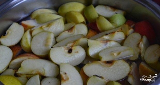 Рецепт Компот из инжира
