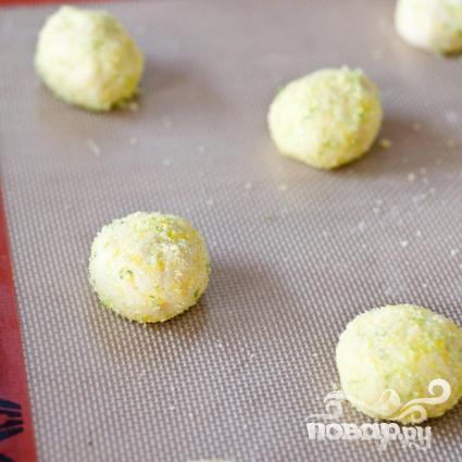 Цитрусовое печенье - фото шаг 3